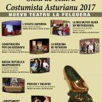 Ciclo de teatro costumbrista asturiano 2017