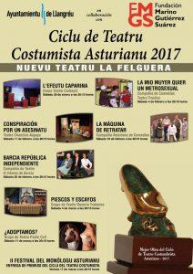 II Festival del monólogo asturiano @ Nuevo Teatro de La Felguera   Langreo   Principado de Asturias   España