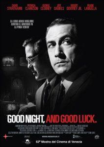 Cine: Buenas noches y buena suerte