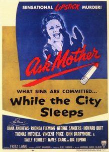 Cine: Mientras Nueva York duerme @ Cine Felgueroso | Langreo | Principado de Asturias | España