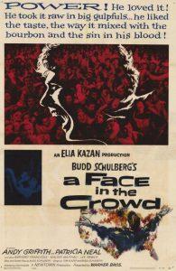 Cine: Un rostro en la multitud @ Cine Felgueroso | Langreo | Principado de Asturias | España