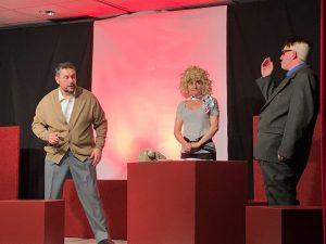 Teatro: L'efeutu Caparina @ Nuevo Teatro de La Felguera | Langreo | Principado de Asturias | España