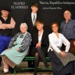 Teatro: Barcia, república independiente
