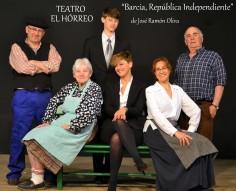Teatro: Barcia, república independiente @ Nuevo Teatro de La Felguera | Langreo | Principado de Asturias | España