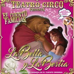 Musical: La bella y la bestia @ Nuevo Teatro de La Felguera | Langreo | Principado de Asturias | España