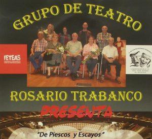 Teatro: De piescos y escayos @ Nuevo Teatro de La Felguera | Langreo | Principado de Asturias | España