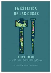 Teatro: La estética de las cosas @ Nuevo Teatro de La Felguera   Langreo   Principado de Asturias   España