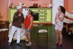 Teatro: La mio muyer quier un metrosexual
