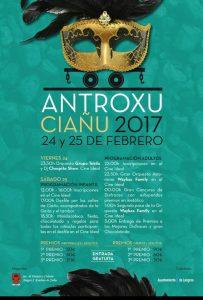 Antroxu en Ciaño 2017