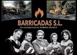 Exposición: Barricadas, S.L. (Fotografías del Rodaje) @ Escuelas Dorado | Langreo | Principado de Asturias | España