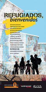 Exposición: Refugiados, bienvenidos @ Escuelas Dorado | Langreo | Principado de Asturias | España