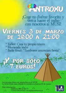 Fiesta de carnaval en el MUSI @ MUSI | La Felguera | España