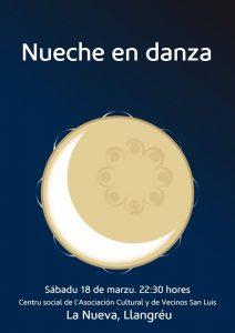 Nueche en danza @ Locales Asociación San Luis | Langreo | Principado de Asturias | España