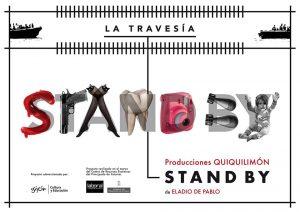 Teatro: Stand By @ Nuevo Teatro de La Felguera | Langreo | Principado de Asturias | España
