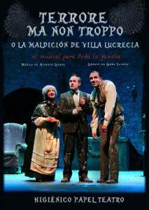 Teatro pa neñ@s: La maldición de villa Lucrecia @ Nuevo Teatro de La Felguera | Langreo | Principado de Asturias | España