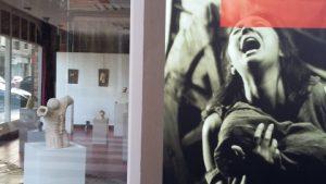 Exposición escultórica: Tiempo robado al tiempo @ Centro de Creación Escénica Carlos Álvarez-Nòvoa | Langreo | Principado de Asturias | España
