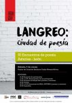 Langreo: Ciudad de poesía