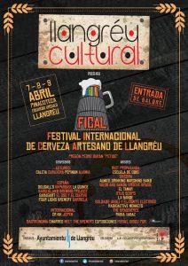 FICAL 2017 - Festival Internacional de Cerveza Artesana de Langreo @ Pinacoteca Municipal Eduardo Úrculo | Langreo | Principado de Asturias | España