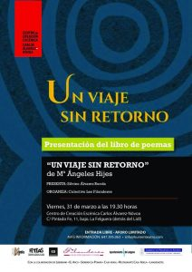 Presentación de libro: Un viaje sin retorno @ Centro de Creación Escénica Carlos Álvarez-Nòvoa | Langreo | Principado de Asturias | España