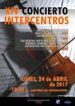 XIV Conciertos intercentros
