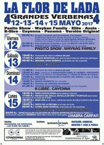 Fiestas de la Flor de Lada 2017 @ Lada | Lada | Principado de Asturias | España