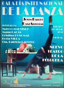 Gala del día internacional de la danza 2017 @ Nuevo Teatro de La Felguera | Langreo | Principado de Asturias | España