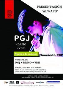 Noches de música: Concierto RAP @ Centro de Creación Escénica Carlos Álvarez-Nòvoa | Langreo | Principado de Asturias | España