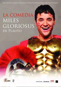 Teatro: La comedia de Miles Gloriosus @ Nuevo Teatro de La Felguera | Langreo | Principado de Asturias | España