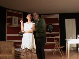 Teatro: Representando a Karin @ Nuevo Teatro de La Felguera   Langreo   Principado de Asturias   España