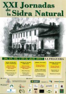 XXI Jornadas de la sidra natural en La Felguera @ Langreo | Principado de Asturias | España