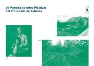 XXVI Muestra de Artes Plásticas del Principado de Asturias @ Escuelas Dorado | Langreo | Principado de Asturias | España