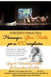 Concierto homenaje a Gloria Fuertes
