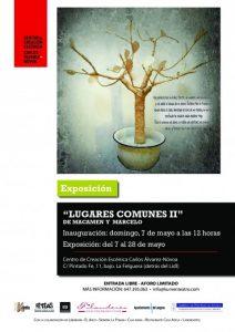 Exposición: Lugares comunes II @ Centro de Creación Escénica Carlos Álvarez-Nòvoa | Langreo | Principado de Asturias | España