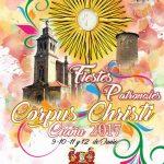 Fiestas del Corpus Christi 2017 en Ciaño