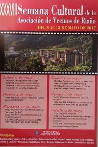 XXXVIII Semana Cultural en Riaño @ Riaño, Langreo | Langreo | Principado de Asturias | España