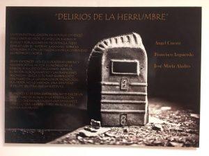 Exposición fotográfica: Delirios de la herrumbre @ CIFP CISLAN | Langreo | Principado de Asturias | España