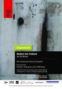 """Exposición: Ruido de fondo @ Centro de Creación Escénica """"Carlos Álvarez-Nòvoa""""   Langreo   Principado de Asturias   España"""