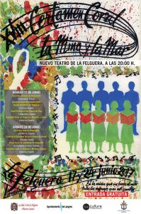 XVIII Certamen Coral La Mina y La Mar @ Nuevo Teatro de La Felguera   Langreo   Principado de Asturias   España