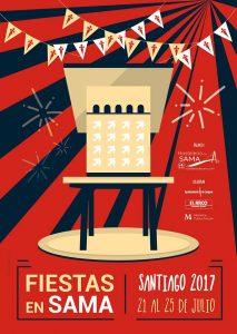 Fiestas de Santiago de Sama 2017 @ Sama | Sama | Principado de Asturias | España