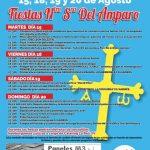 Fiestas Nuestra Señora del Amparo 2017 en Tuilla