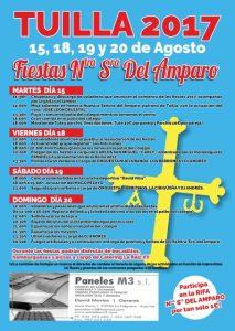 Fiestas Nuestra Señora del Amparo 2017 en Tuilla @ Tuilla | Tuilla | Principado de Asturias | España