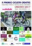 II Premio Ciclista Cadetes 2017
