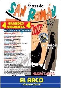 Fiestas de San Román de Lada 2017 @ Lada | Lada | Principado de Asturias | España