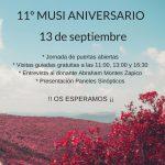 11º Aniversario del MUSI