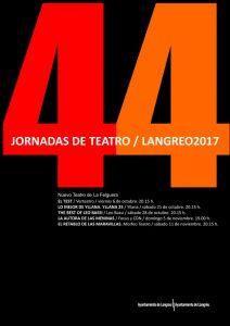 44as jornadas de teatro la felguera 2017