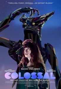 Cine: Colossal @ Nuevo Teatro de La Felguera | Langreo | Principado de Asturias | España