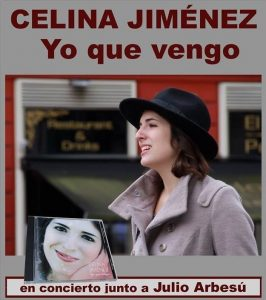 Concierto: Celina Jiménez - Yo que vengo @ Nuevo Teatro de La Felguera | Langreo | Principado de Asturias | España