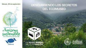 Día mundial del turismo 2017 en el Ecomuseo Minero del Valle del Samuño @ El Cadavíu | El Cadaviu | Principado de Asturias | España