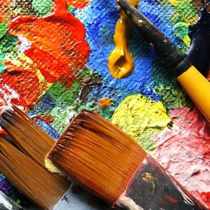 Exposición: El color de la mente @ Escuelas Dorado | Langreo | Principado de Asturias | España