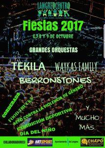 Fiestas Langreo Centro 2017 @ Langreo Centro | Langreo | Principado de Asturias | España